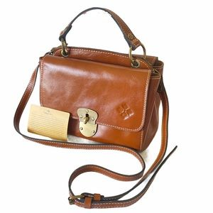 PATRICIA NASH Cavaillon Satchel Crossbody Bag
